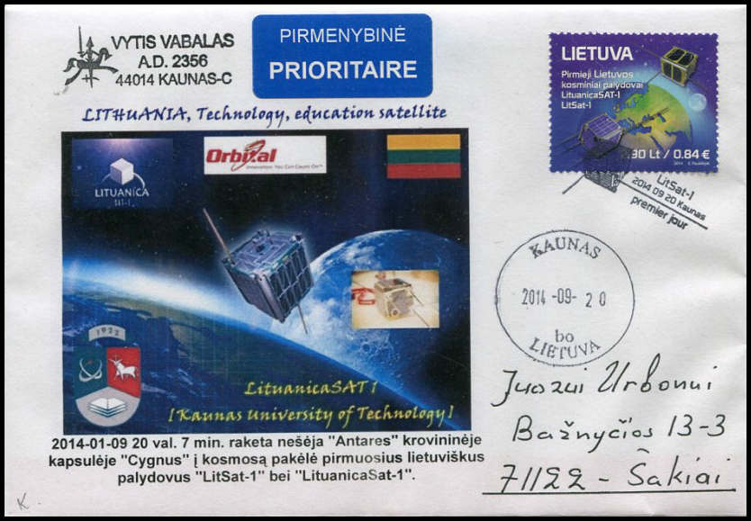 Selected) ISS and other space-station-related sub-satellites
