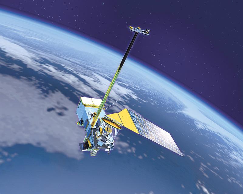 how to see orbiting satellites