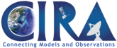 CIRA: Cooperative Institute for Research in the Atmosphere logo