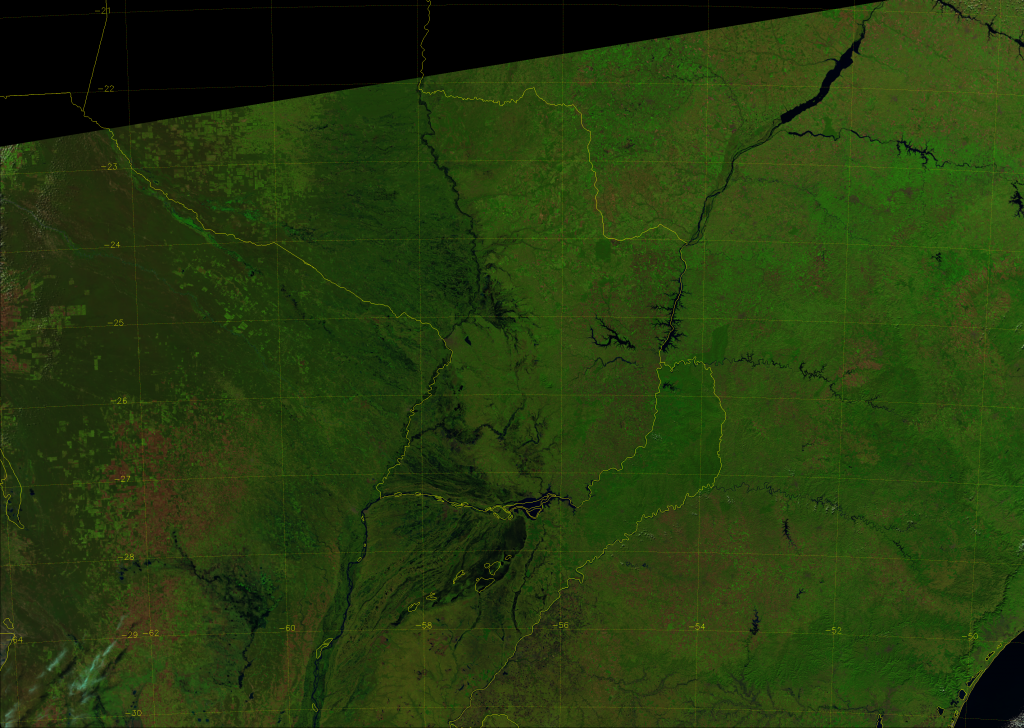 "VIIRS ""Natural Color"" image, taken 17:28 UTC 2 June 2014"