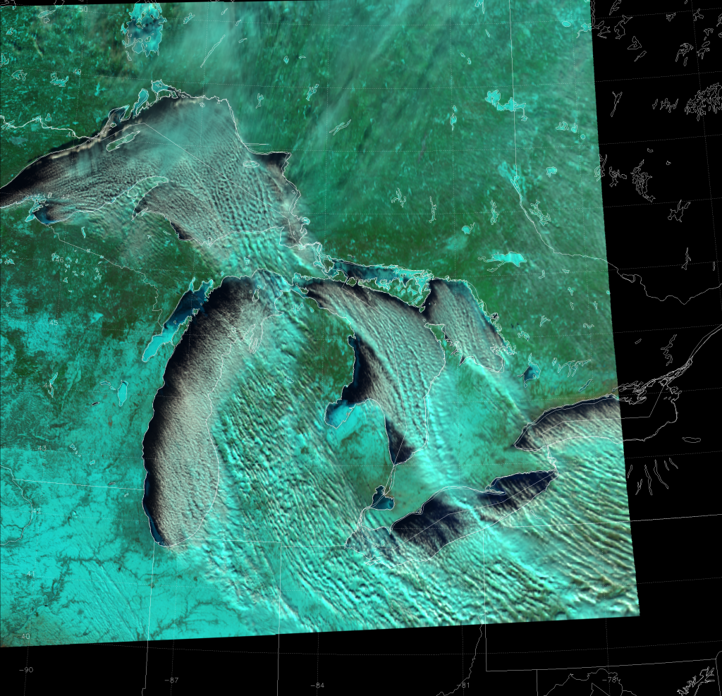 "VIIRS ""Natural Color"" RGB composite, taken 19:24 UTC 7 January 2015"
