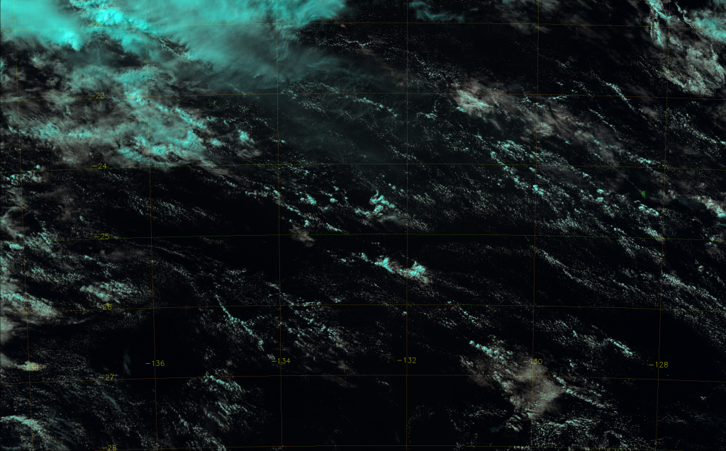 VIIRS Natural Color RGB composite of channels I-1, I-2 and I-3, taken 22:25 UTC 10 April 2014