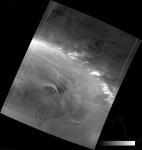 VIIRS DNB image of the aurora australis, 10:15 UTC 17 March 2015