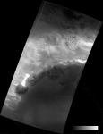 VIIRS DNB image of the aurora australis, 20:20 UTC 17 March 2015