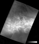 VIIRS DNB image of the aurora australis, 23:46 UTC 17 March 2015