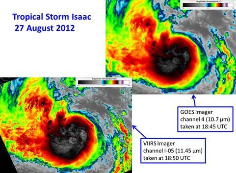 Description: C:\JPSS-NPP\Isaac_2012-08-27_1845UTC_GOES-VIIRS-11um.jpg