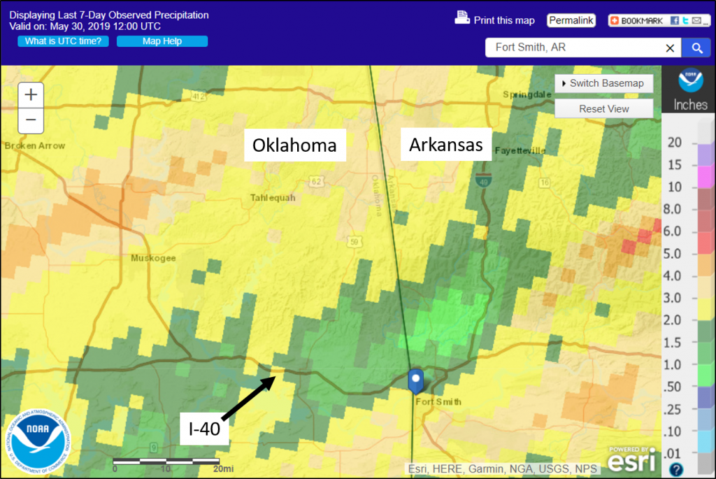 VISIT: Meteorological Interpretation Blog | Questions and Answers